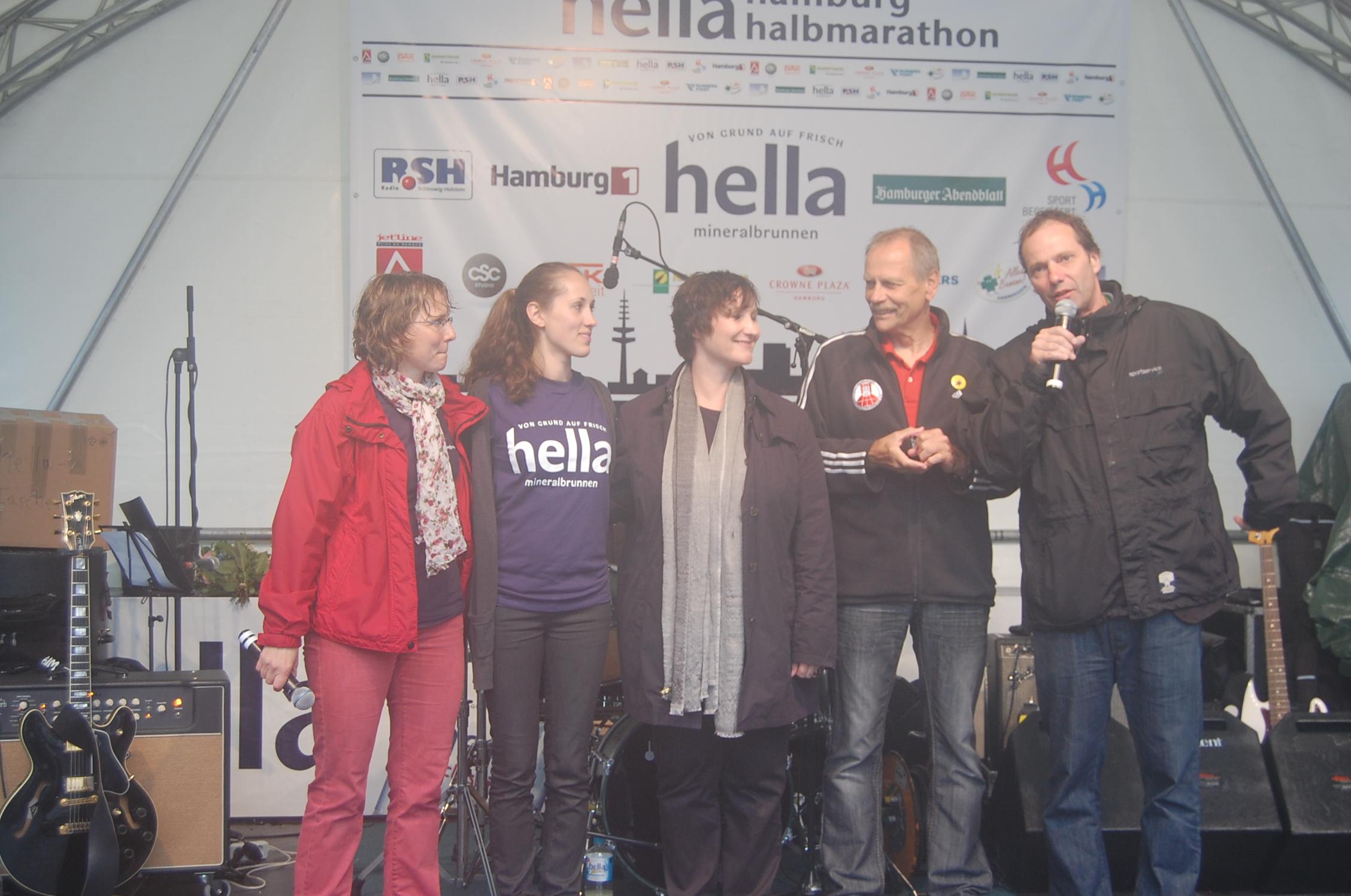 18. hella Halbmarathon: Das Orga-Team verabschiedet sich